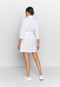 JDY - JDYHALL DRESS - Shirt dress - white - 2