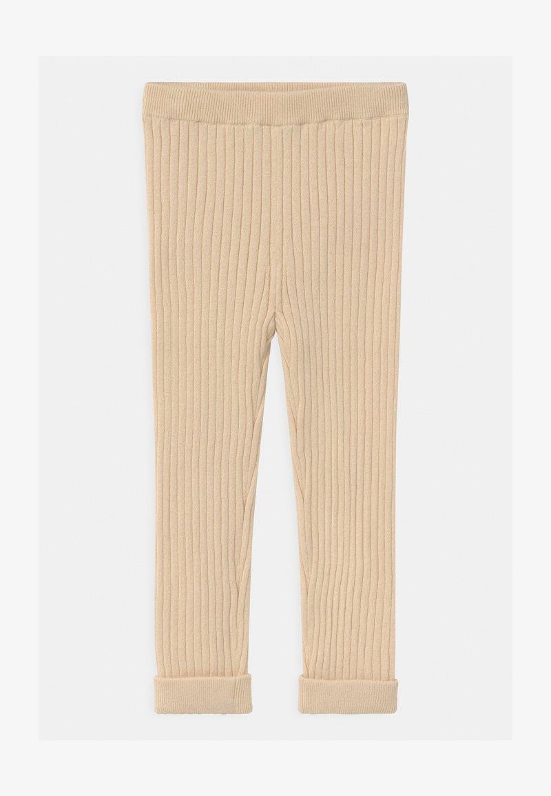 ARKET - UNISEX - Leggings - Trousers - beige dusty light