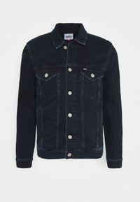 Tommy Jeans - REGULAR TRUCKER - Spijkerjas - oslo blue - 5
