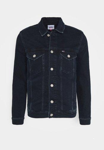 REGULAR TRUCKER - Veste en jean - oslo blue