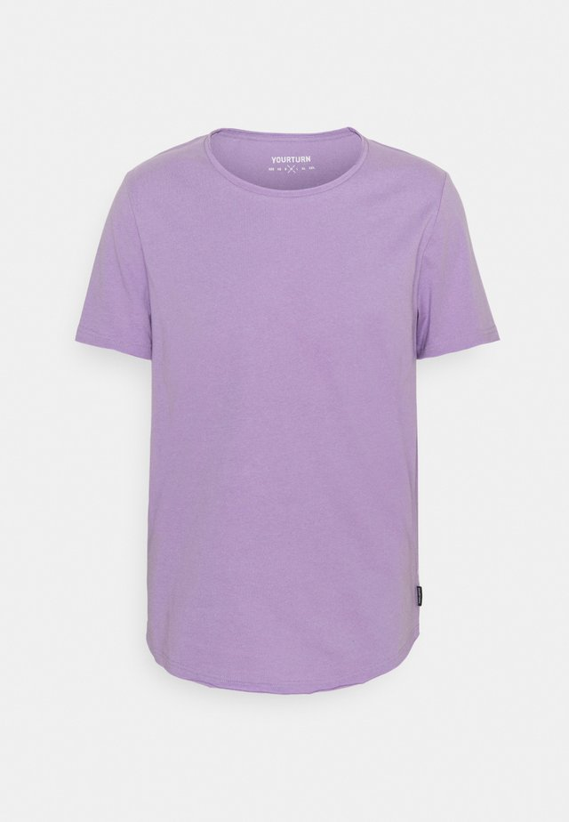 UNISEX - T-shirt basic - purple