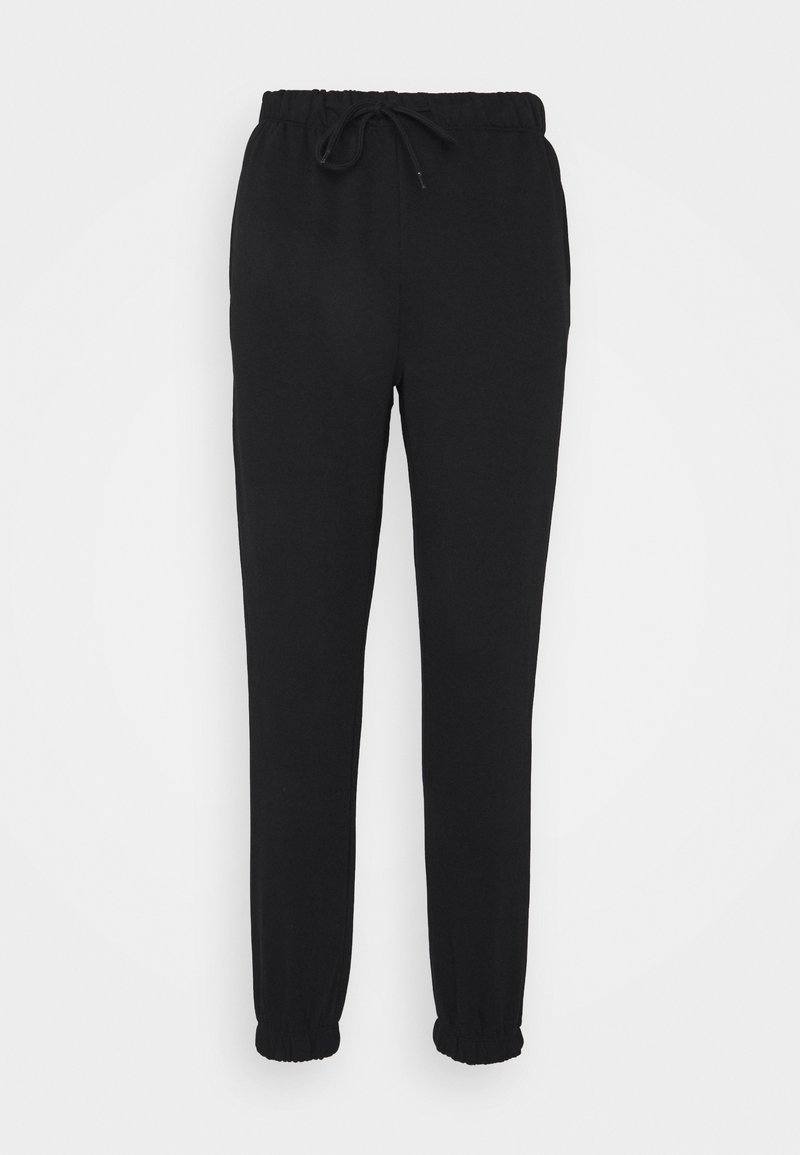 ONLY - ONLFEEL LIFE PANT - Tracksuit bottoms - black