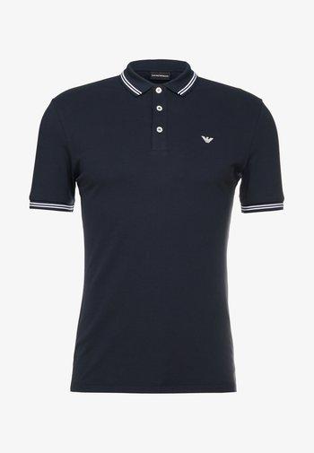 Polo shirt - blu scuro