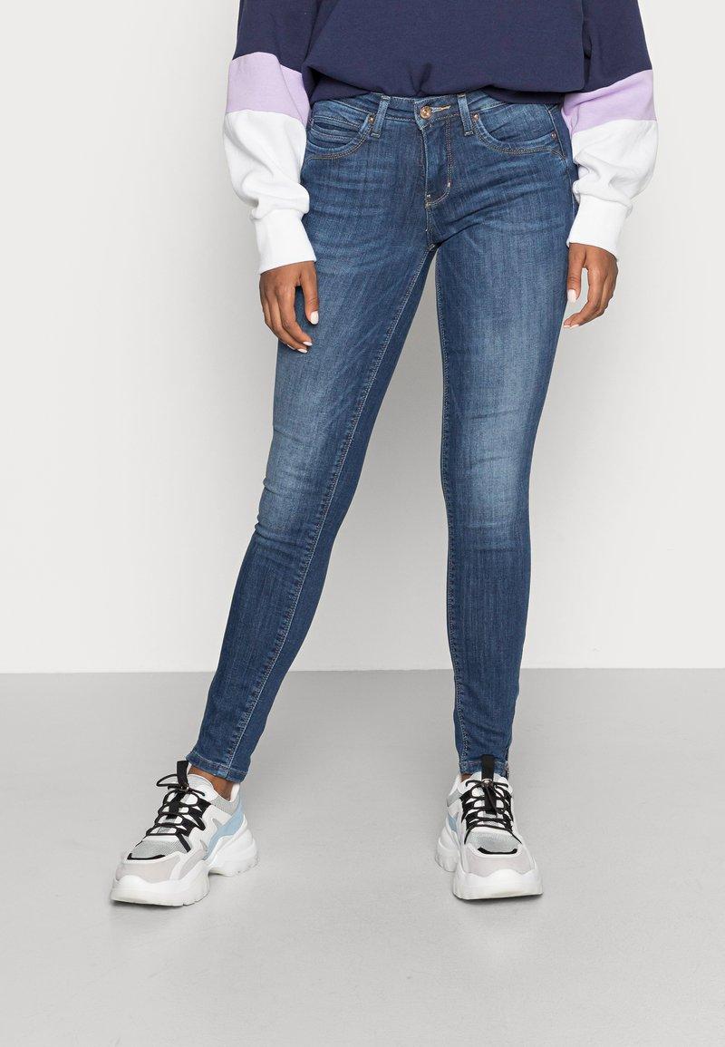 ONLY - ONLKENDELL - Jeans Skinny - medium blue denim