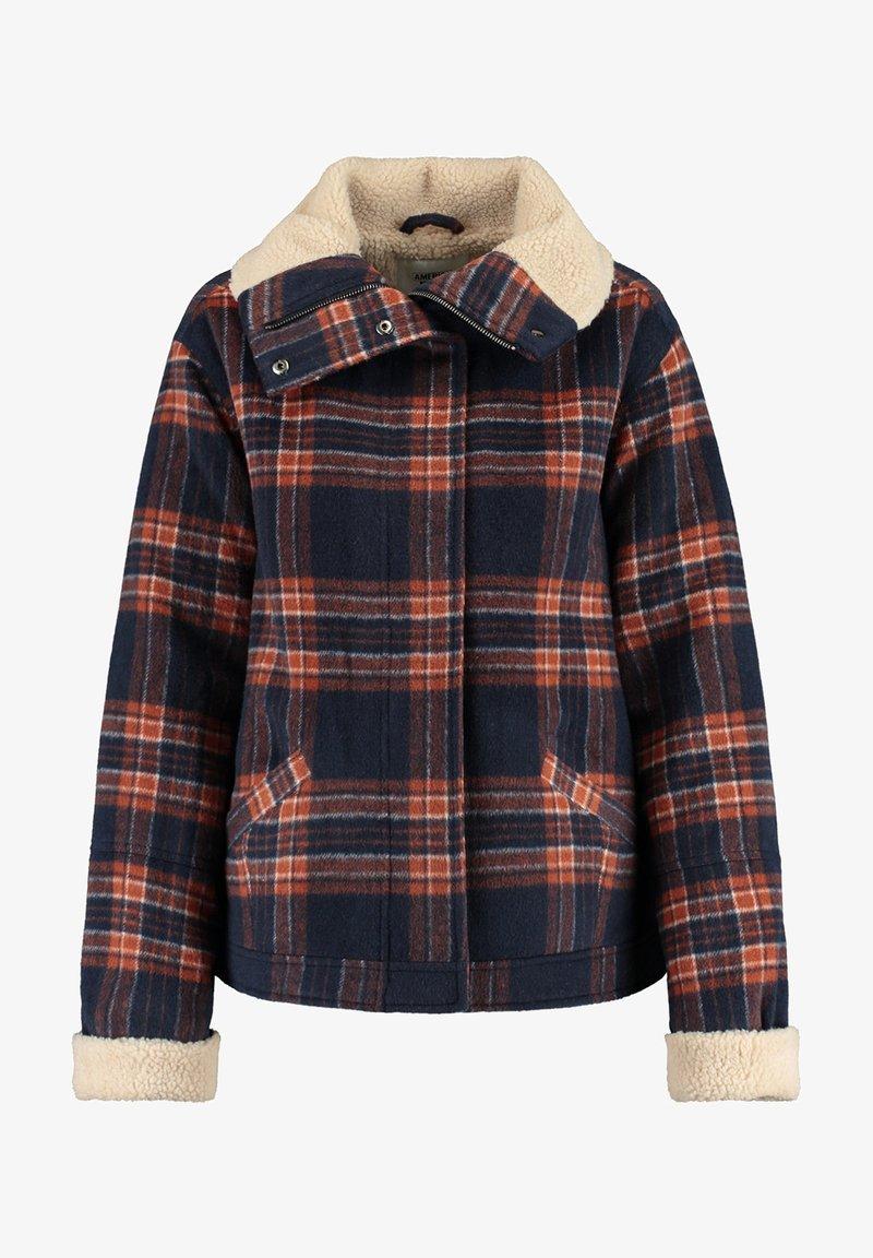 America Today - Fleece jacket - navy