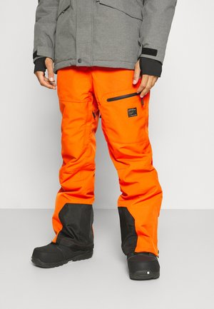 FREESTYLE PANT - Pantaloni da neve - havana orange
