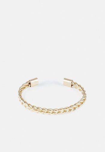 UNISEX - Bracelet - gold-coloured