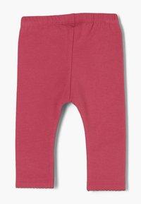 s.Oliver - Leggings - Trousers - pink melange - 1
