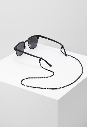 JUNCTION SUNGLASS CHAIN - Halskette - black