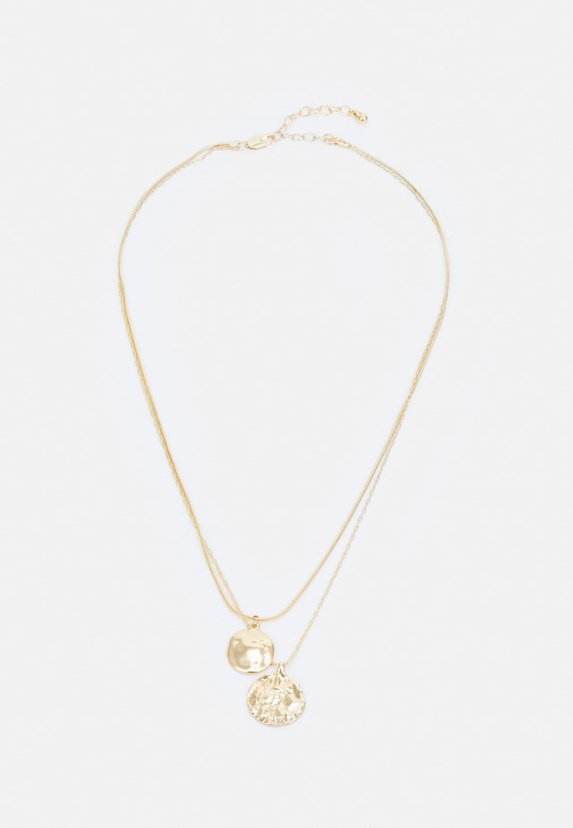 PCSOPHIA COMBI NECKLACE - Necklace - gold-coloured