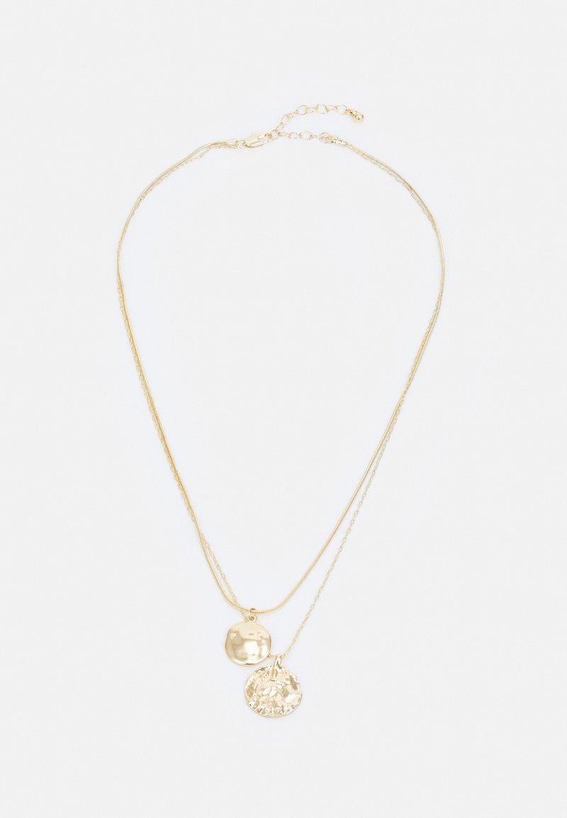 Pieces - PCSOPHIA COMBI NECKLACE - Necklace - gold-coloured
