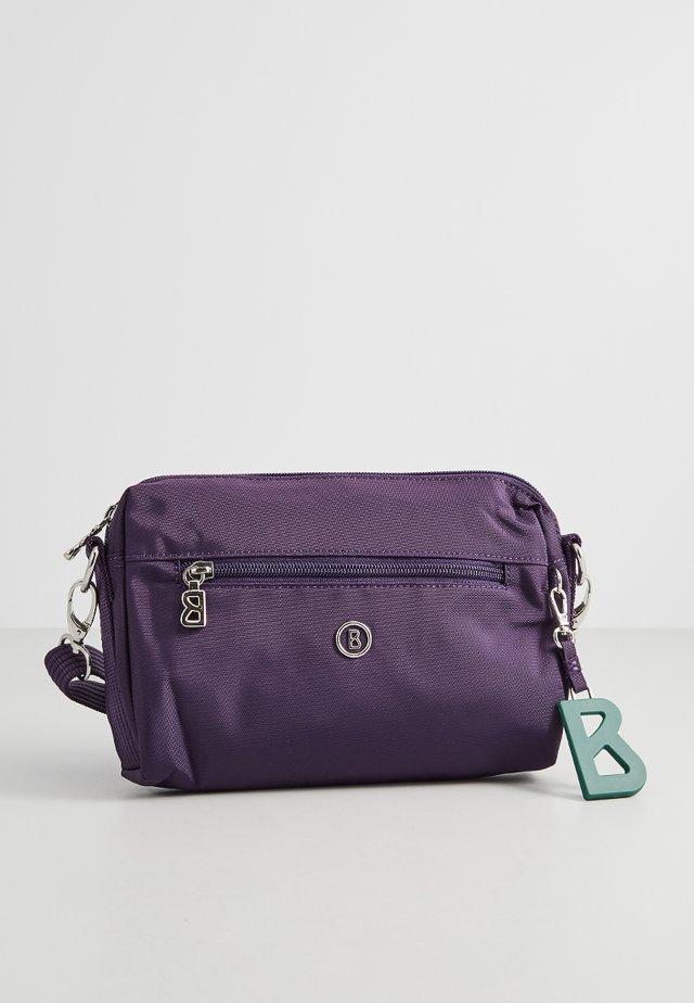 PUKIE  - Sac bandoulière - purple