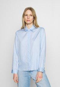 Seidensticker - Button-down blouse - hellblau - 0