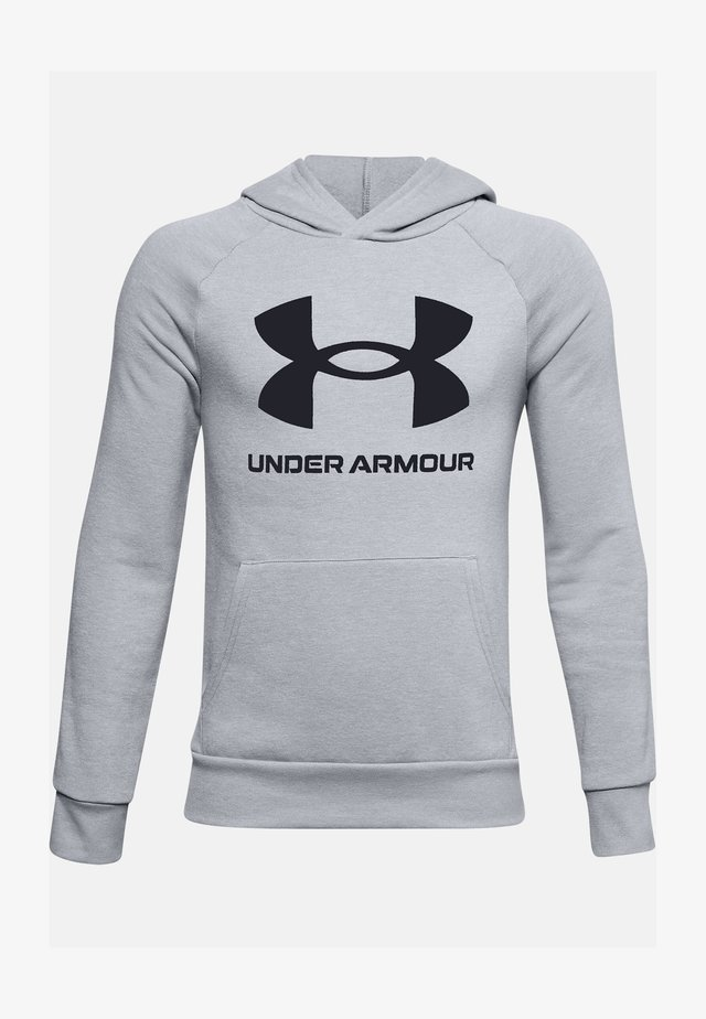 Hoodie - mod gray light heather