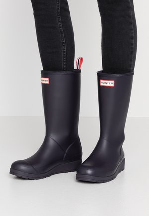 PLAY BOOT TALL VEGAN - Wellies - kombu