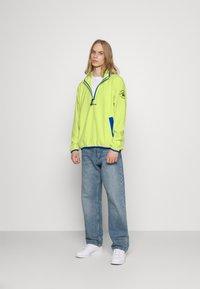 adidas Originals - Fleece jumper - semi frozen yellow - 1
