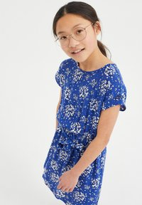 WE Fashion - MET BLOEMENDESSIN - Day dress - all-over print - 1