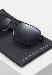 QUAY AUSTRALIA - POSTER BOY - Sunglasses - black - 2