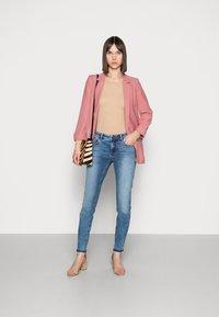 Mos Mosh - VICE - Slim fit jeans - blue - 1