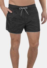 Blend - ZION - Swimming shorts - phantom grey - 0