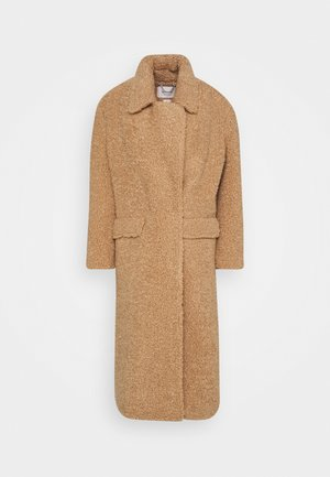Classic coat - white coffee