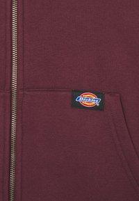 Dickies - NEW KINGSLEY - Zip-up hoodie - maroon - 2