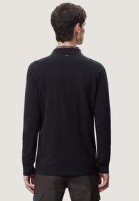 Napapijri - TALY - Polo shirt - black - 2