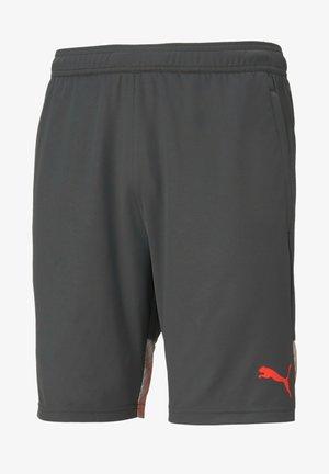 INDIVIDUAL SHORTS - Sports shorts - asphalt-red blast