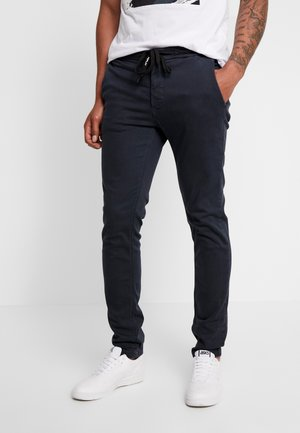 JOSEPH HYPERFLEX - Trousers - blue