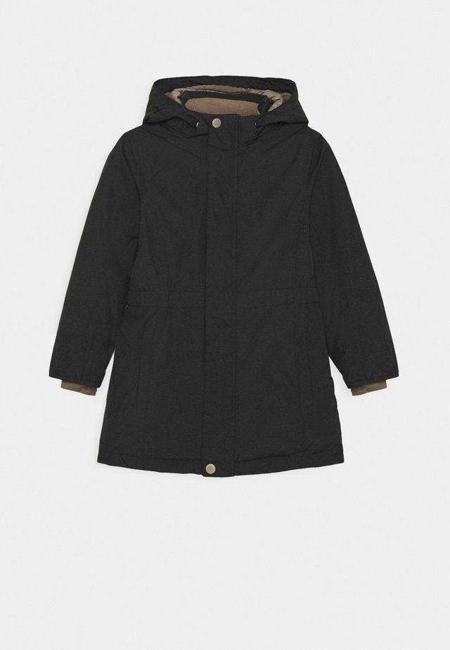 VELA JACKET - Winterjas - tap shoe black