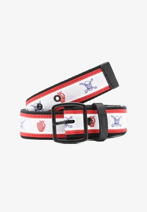 MN INDIO BELT - Cinturón - high risk red new varsity