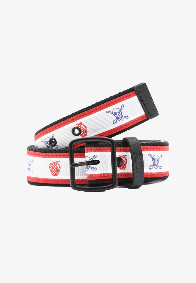 Vans - MN INDIO  - Belt - high risk red new varsity