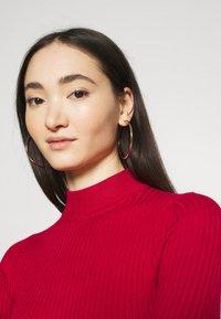 Even&Odd - Pullover - brick red - 5