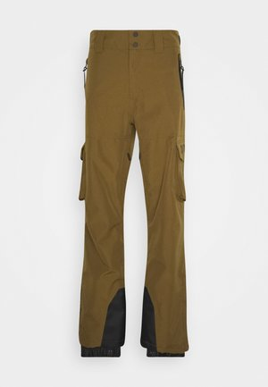 ULTIMATE SNOW RESCUE PANT - Täckbyxor - dusty olive