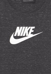 Nike Sportswear - Top - black heather/white - 2