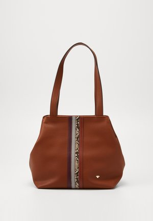 MIRI FALL - Handbag - mixed cognac