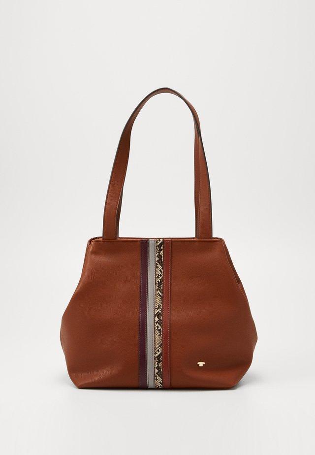 MIRI FALL - Handbag - mixed cognac