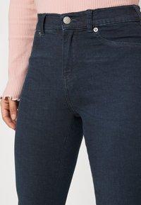 Dr.Denim Petite - PLENTY - Jeans Skinny - plum blue - 3