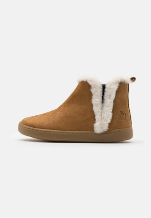 PLAY YETI - Bottines - camel/gold