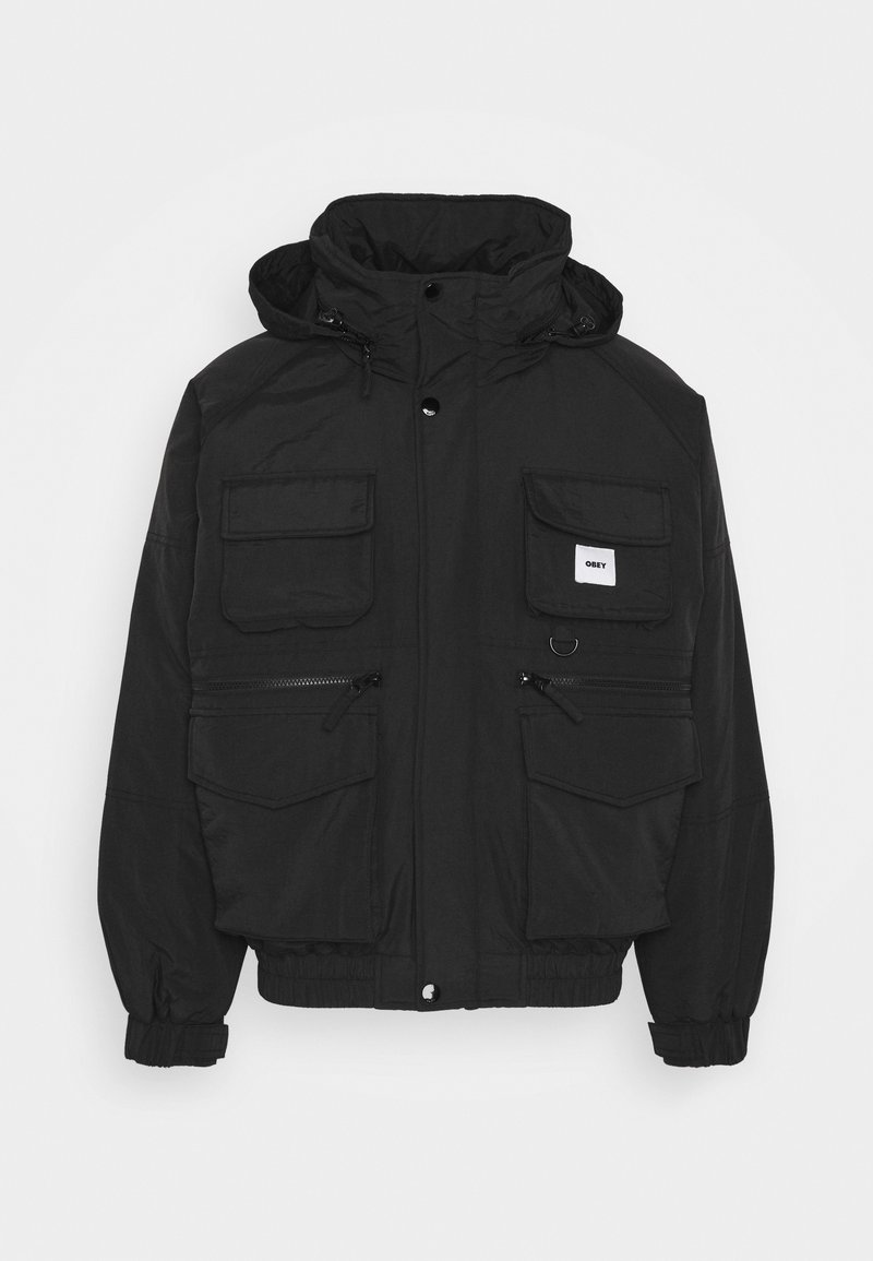 Obey Clothing - TACTICS  - Winter jacket - black
