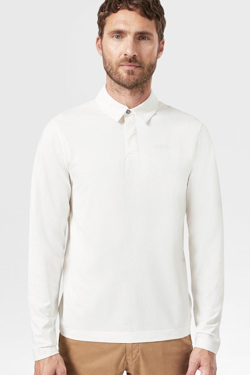 Bogner - TIMON - Polo - off-white