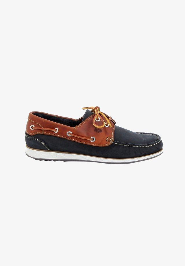 Chaussures bateau - multicolor