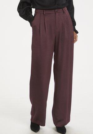 VEANNAPW  - Trousers - winetasting