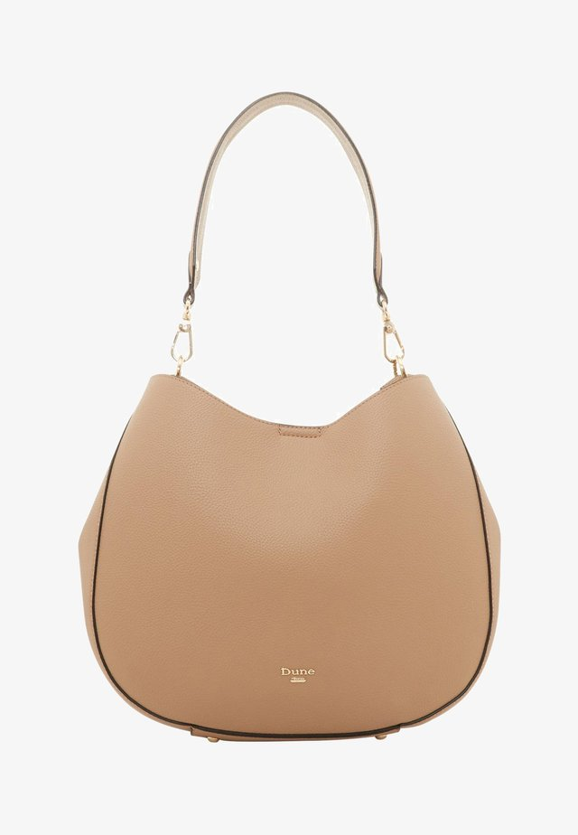 Handtas - light brown