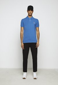 PS Paul Smith - MENS SLIM FIT - Poloshirt - blue - 1
