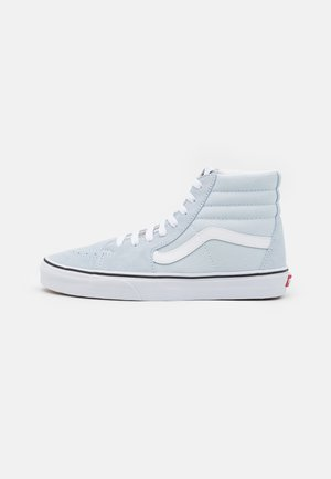 SK8 UNISEX - High-top trainers - ballad blue/true white