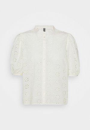 PCTILLIE - Skjorte - buttercream