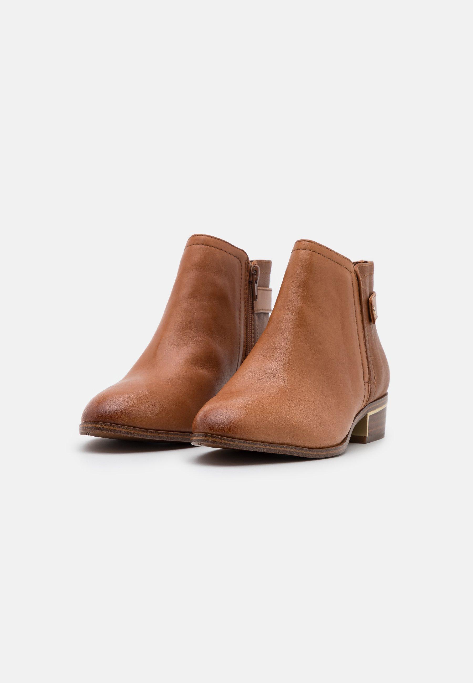ALDO JERAELLE Ankle Boot cognac