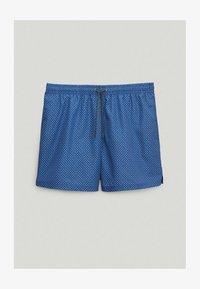 Massimo Dutti - Swimming trunks - blue - 2