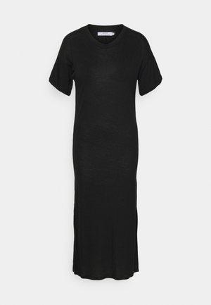 LONG DRESS RONNEBY  - Robe en jersey - black